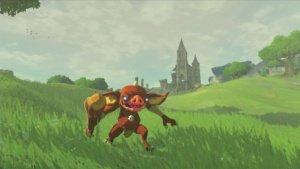 Nintendo UK releases 4 screenshots of Bokoblins in Breath of